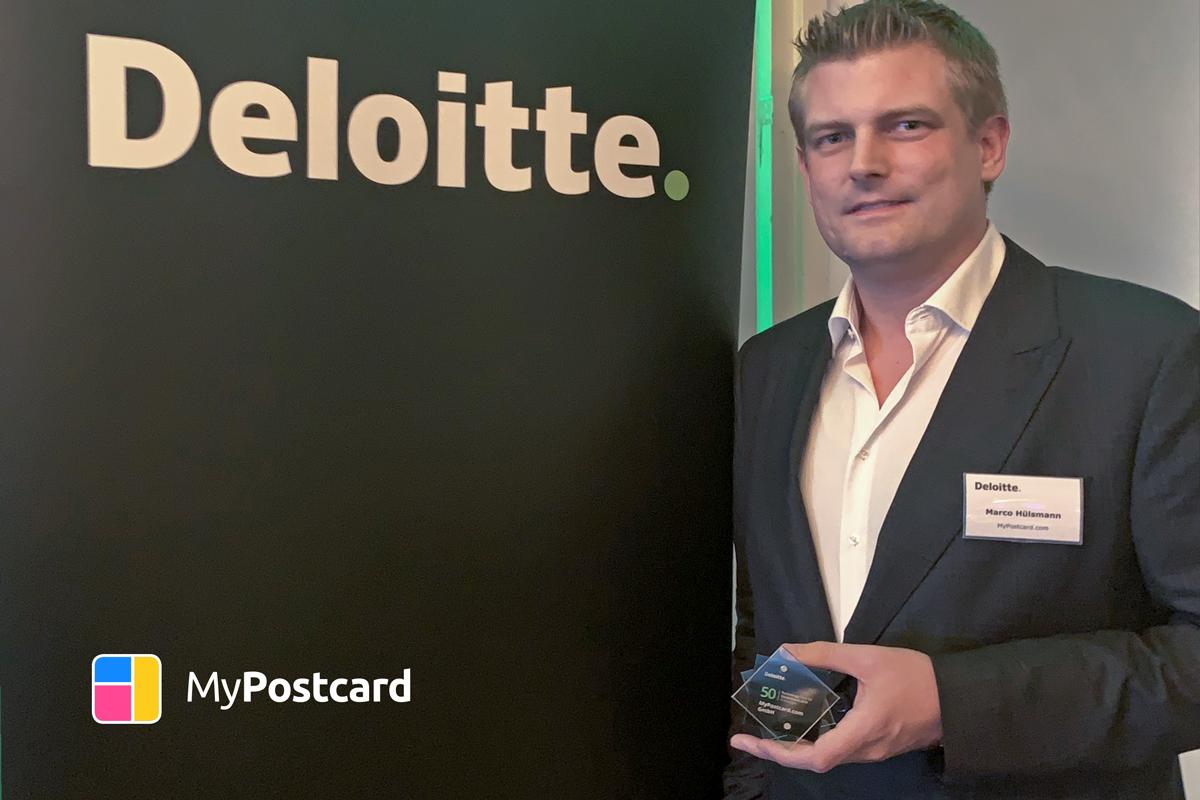 Marco Hülsmann Deloitte Award