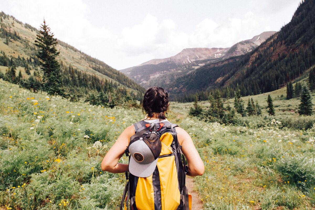 Backpacker Berge