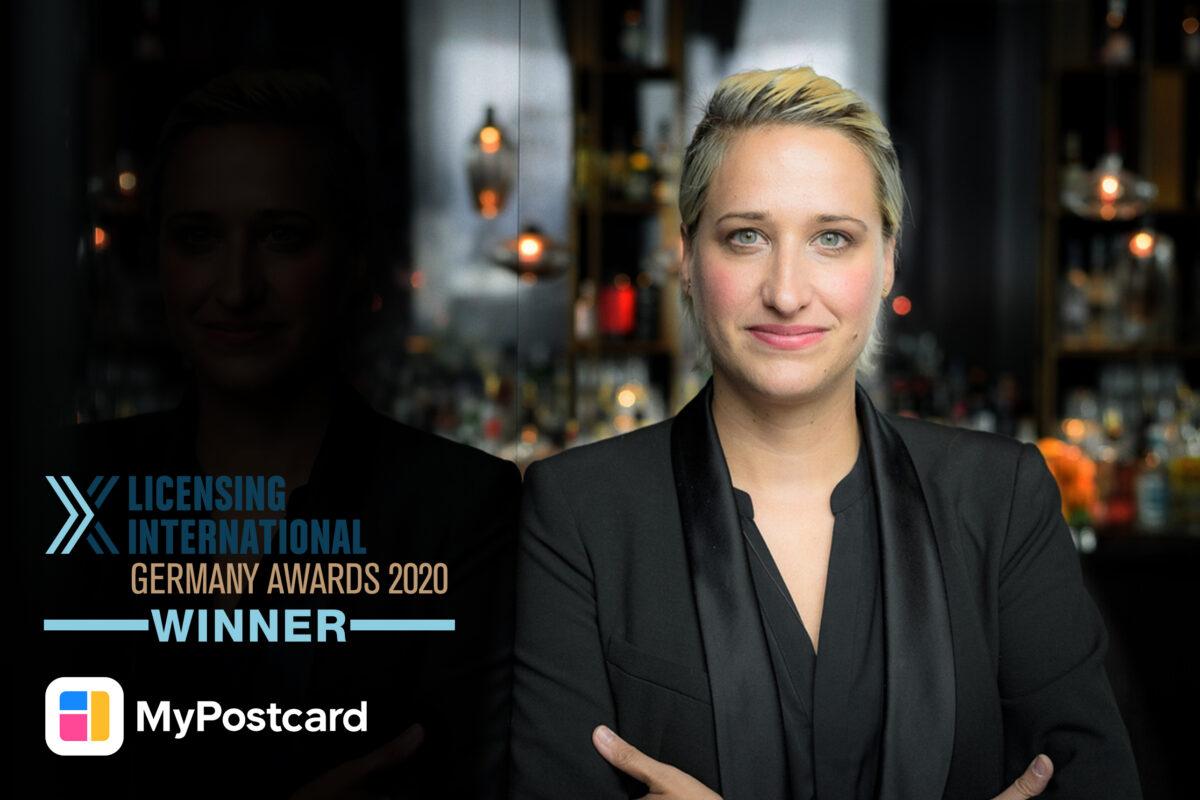 Josipa Gelo Licensing Award Mypostcard